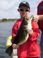 Live bait fishing in central florida for trophy bass for Bass fishing with live bait