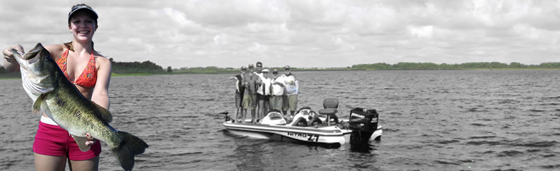 Lake toho fishing with central florida bass guides for Lake kissimmee fishing report