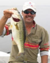 Lake Toho bass fishing